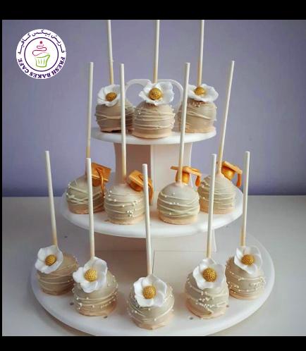 Cake Pops - Flowers & Graduation