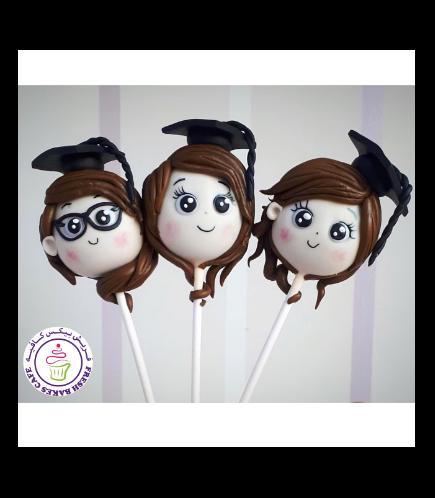 Cake Pops - Graduates 01