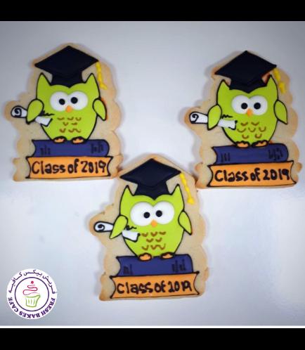 Cookies - Owl 01