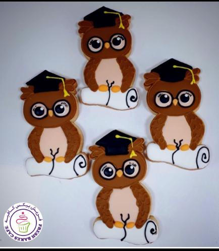 Cookies - Owl 02