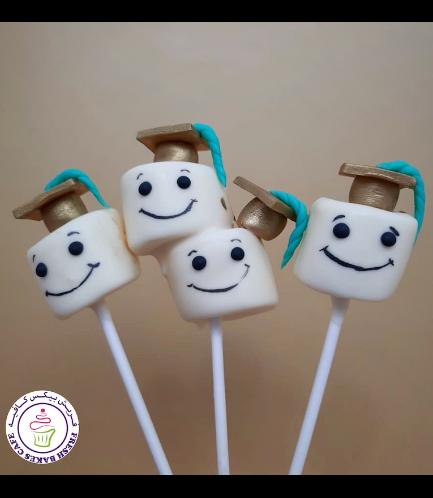 Marshmallow Pops - Graduates 02