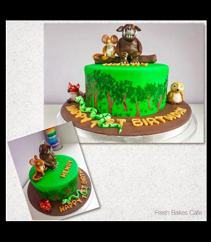 Cake - Gruffalo