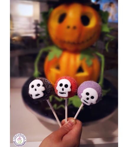 Cake Pops - Skulls