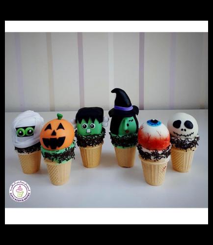 Cone Cake Pops - Miscellaneous 02