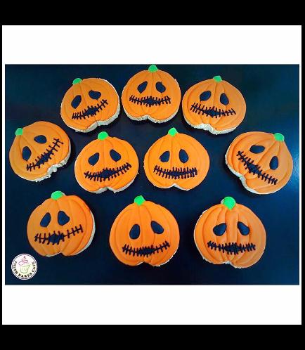 Cookies - Jack-O-Lantern
