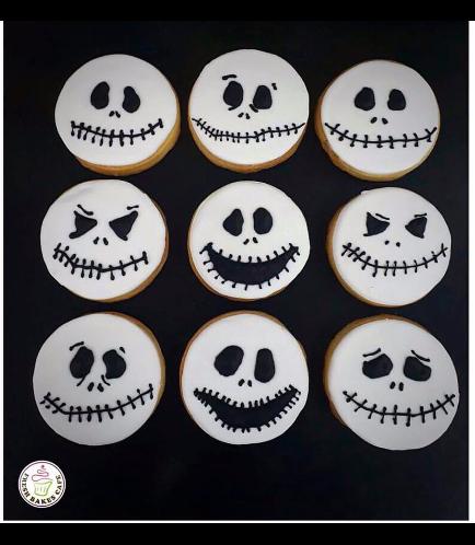 Cookies - Jack Skellington