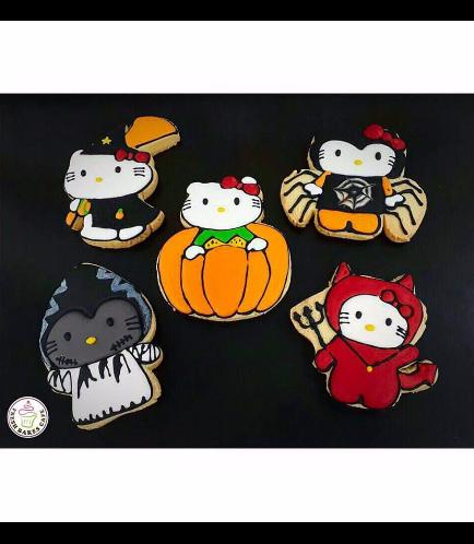 Cookies - Hello Kitty