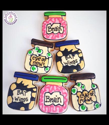 Cookies - Potion Jars