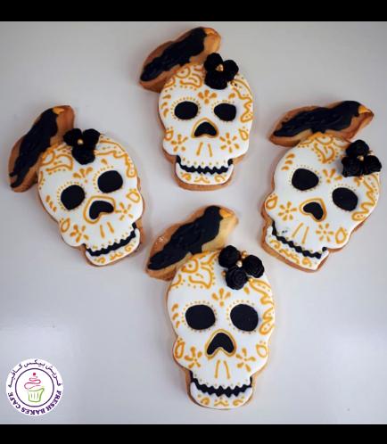 Cookies - Skulls 04