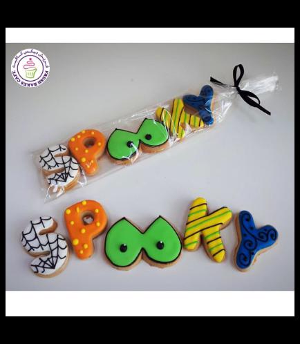 Cookies - Spooky - Minis