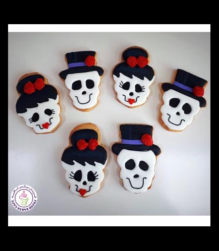 Cookies - Skulls 02