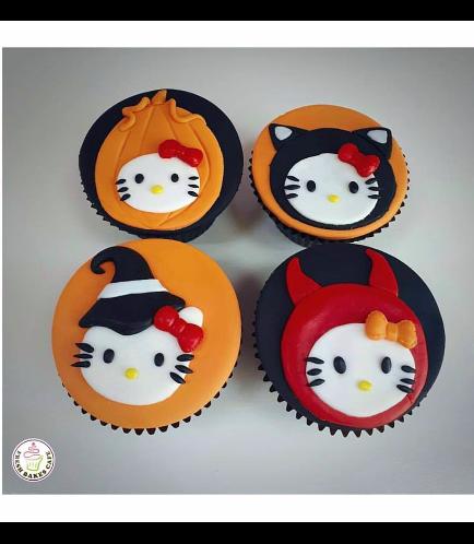 Cupcakes - Hello Kitty