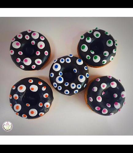 Halloween Themed Donuts - Eyeballs 01