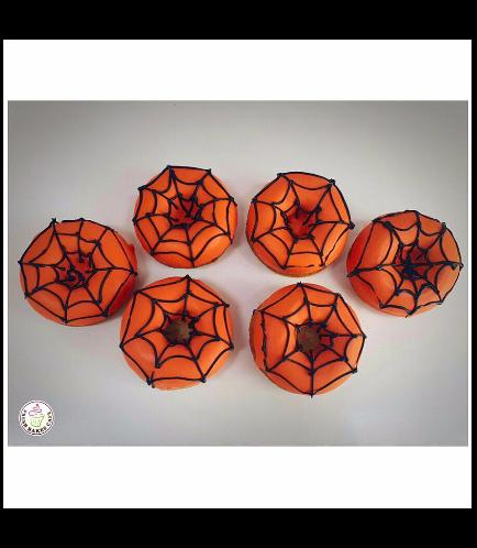 Donuts - Spiderweb