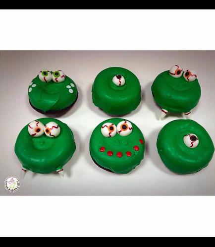 Halloween Themed Donuts 5