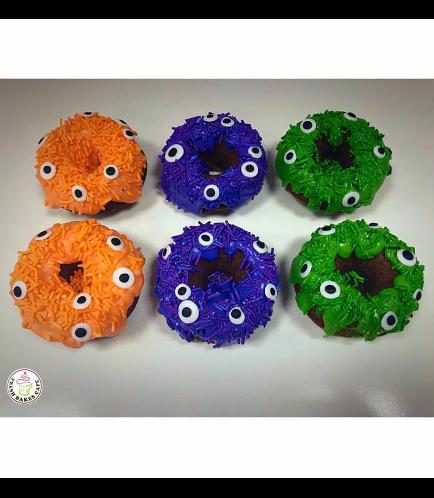 Halloween Themed Donuts 06