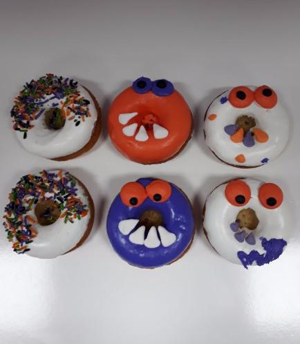 Halloween Themed Donuts 7