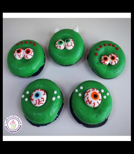 Halloween Themed Donuts 05
