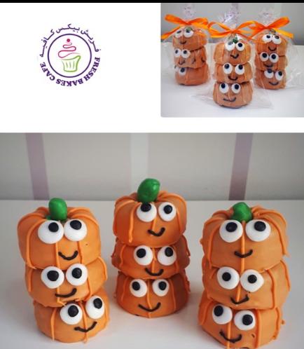 Donuts - Pumpkins - 3 Minis