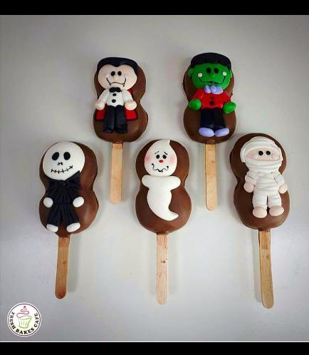Halloween Themed Popsicakes 01