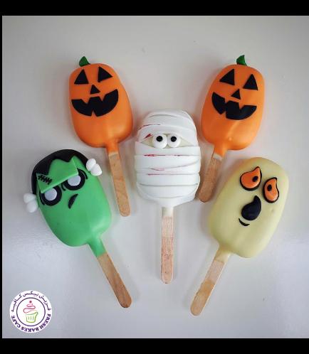 Halloween Themed Popsicakes 02