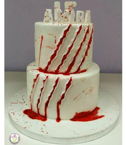 Cake - Claw Marks