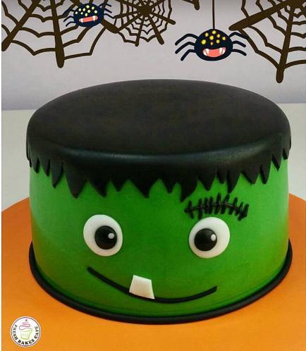 Cake - Frankenstein - 2D Cake