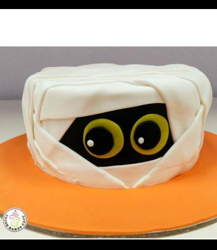 Cake - Mummy - 2D Cake