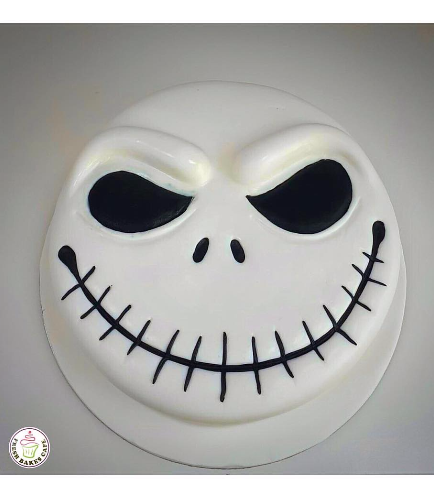 Cake - Jack Skellington - 2D Cake