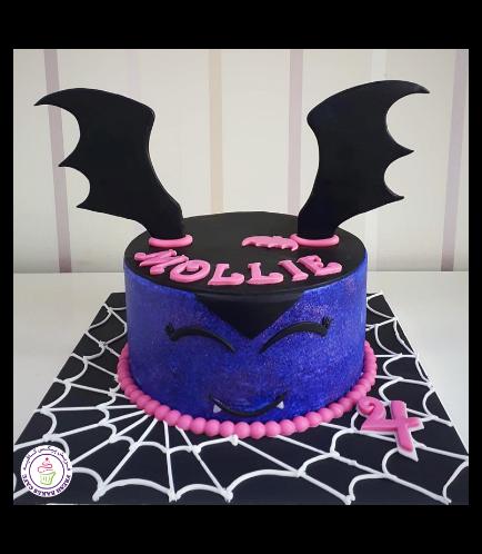 Cake - Bat - 2D Cake