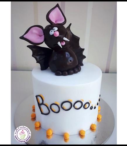 Cake - Bat - 3D Cake Topper