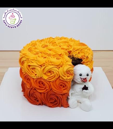 Cake - Mummy - Hungry Mummy
