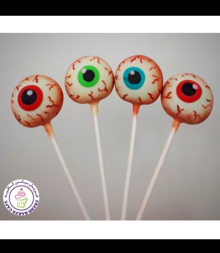 Cake Pops - Eyeballs 05