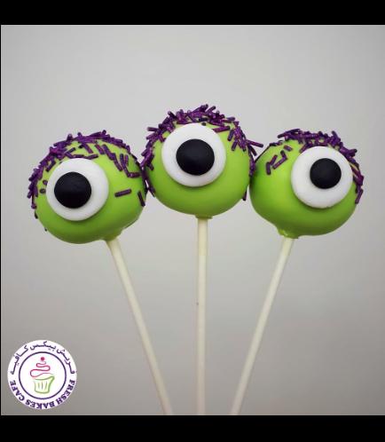 Cake Pops - Monsters 02