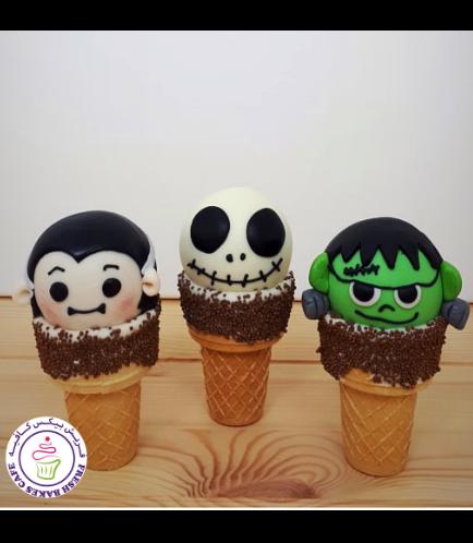 Cone Cake Pops - Miscellaneous 01