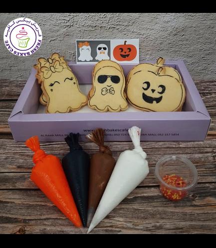 Halloween Themed Kit 01 - Vanilla