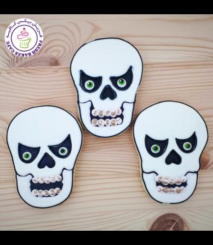 Cookies - Skulls 03