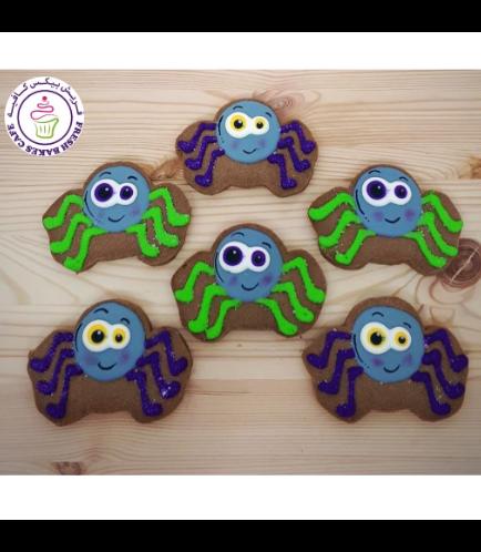 Cookies - Spiders 03