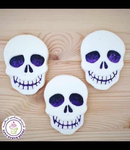 Cookies - Skulls 01