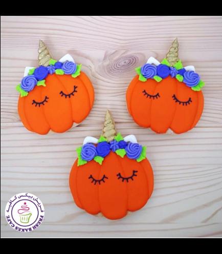 Cookies - Pumpkin - Unicorn