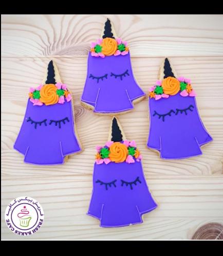 Cookies - Ghosts - Unicorn