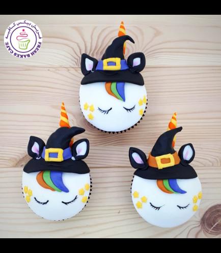 Cupcakes - Unicorns 01