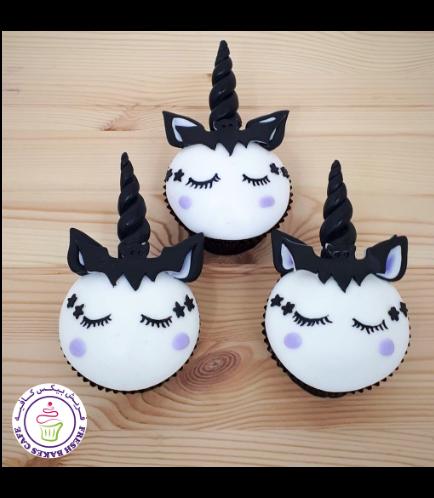 Cupcakes - Unicorns 04