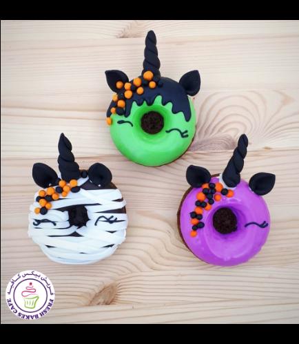 Donuts - Halloween