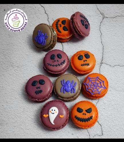 Halloween Themed Macarons 02