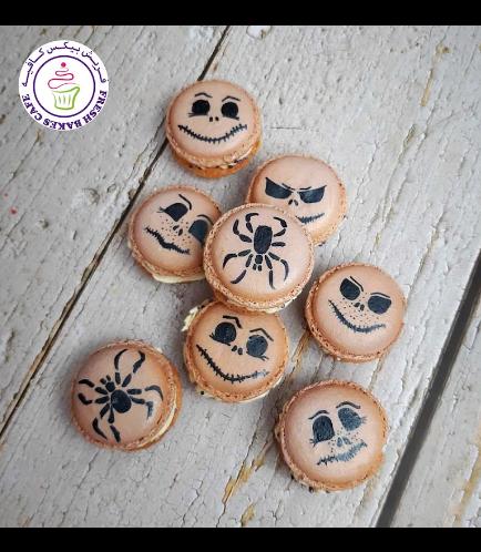 Halloween Themed Macarons 03