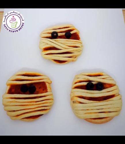 Pastries - Mini Pizzas - Mummies