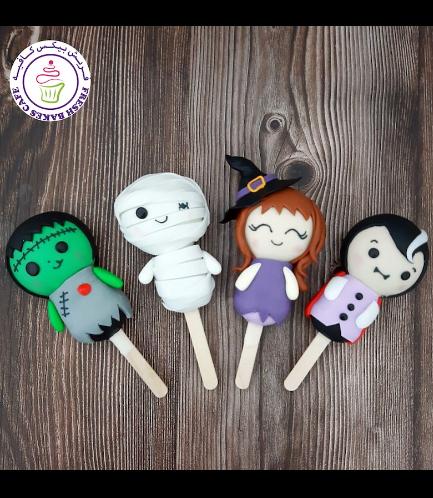 Halloween Themed Popsicakes - Miscellaneous 06