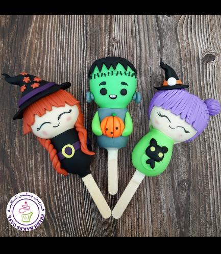 Halloween Themed Popsicakes - Miscellaneous 04