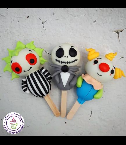 Halloween Themed Popsicakes - Miscellaneous 07